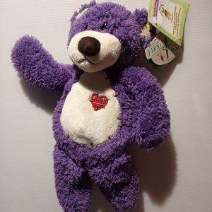 Soft Purple Bear.
